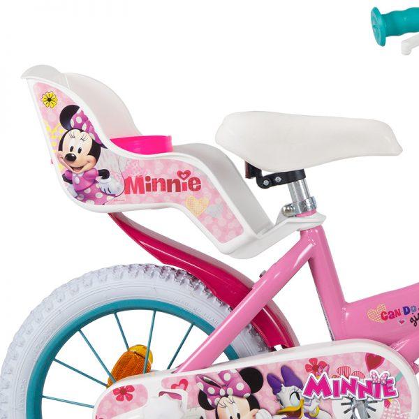 Bicicleta Minnie 14″