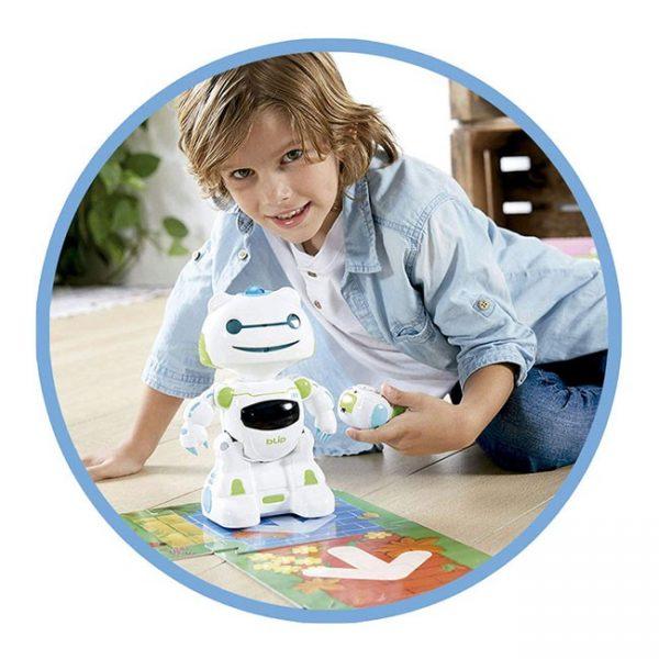 Agente Blip Robot Programável