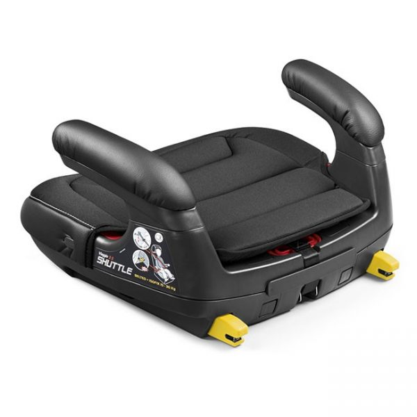 Assento Viaggio 2-3 Shuttle Isofix Licorice