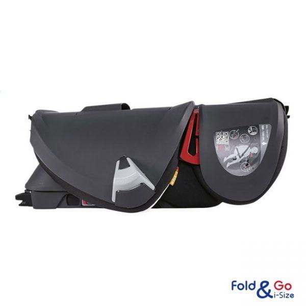 Cadeira Chicco Fold & Go i-Size Polar Silver
