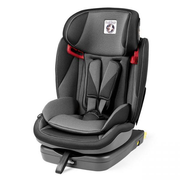 Cadeira Viaggio 1-2-3 Via Isofix Crystal Black
