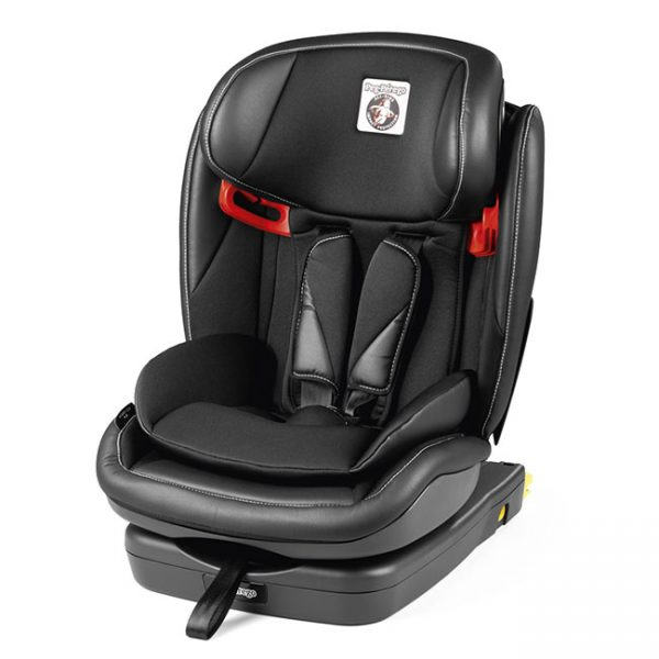 Cadeira Viaggio 1-2-3 Via Isofix Licorice