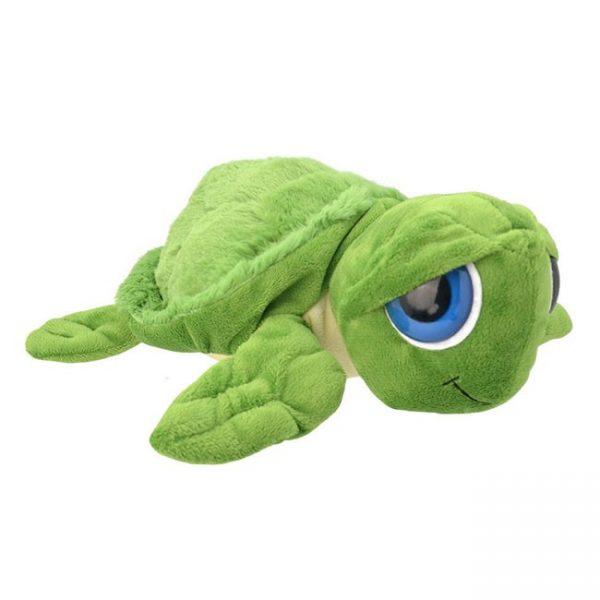 Peluche Tartaruga Bebé Verde 30cm