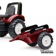 Trator Valtra S4 + Reboque