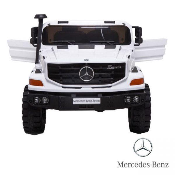 Mercedes Zetros 12V c/ Controlo Remoto