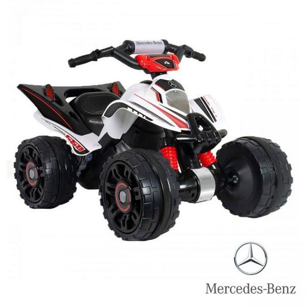 Quad Mercedes ATV 12V