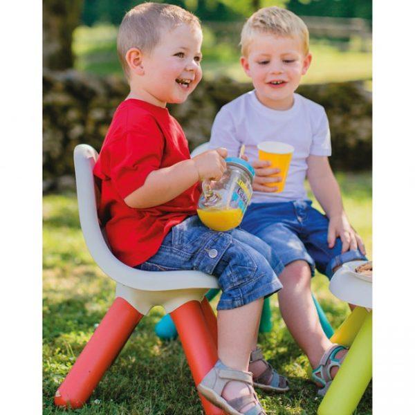 Cadeira Smoby Kid Chair (várias cores)