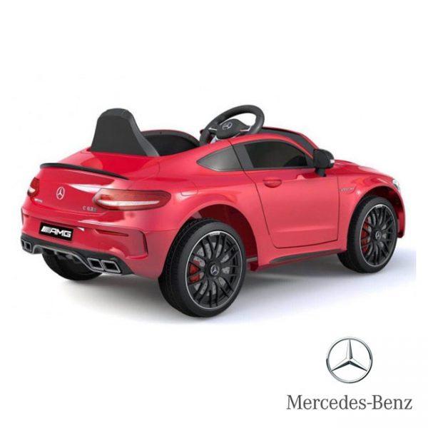 Mercedes AMG C63 12V c/ Controlo Remoto