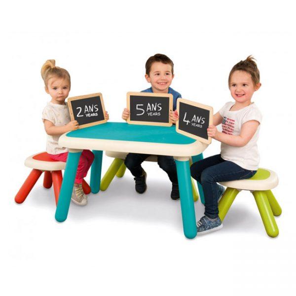 Mesa Smoby Kid Table (várias cores)