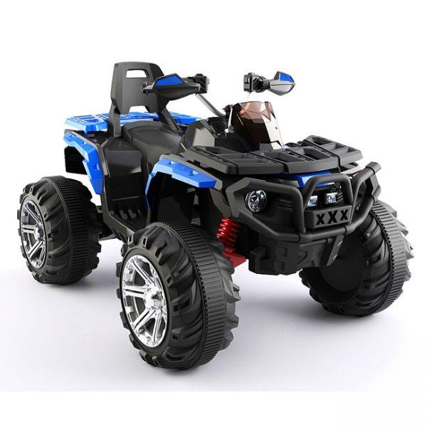 Moto 4 Maverick Azul 12V