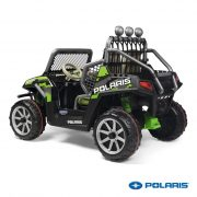 Buggy Polaris Ranger RZR Green Shadow 24V