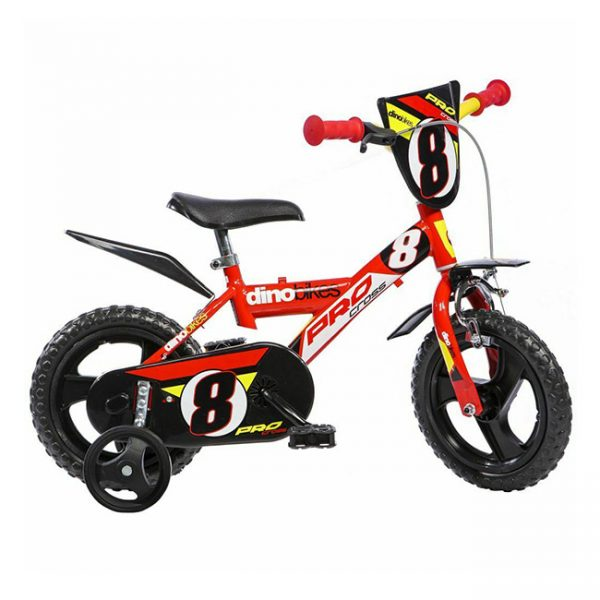 Bicicleta Dino Pro Cross 12″