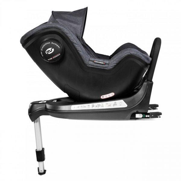 Cadeira MS Swivel Plus Giratória 360º Grey