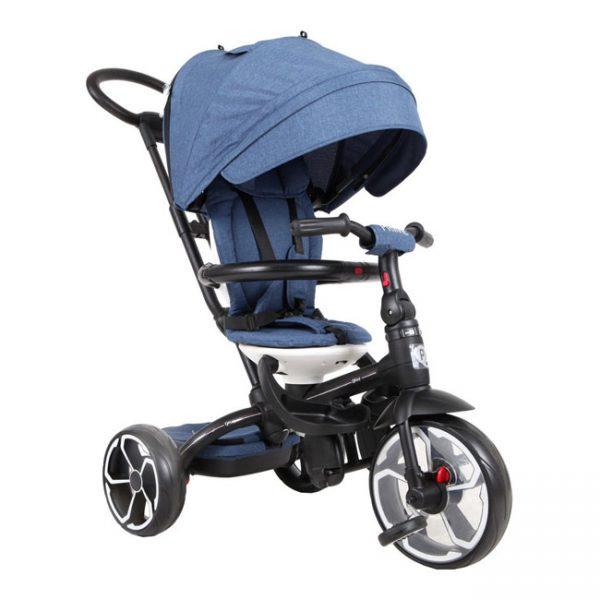 Triciclo QPlay Prime Blue