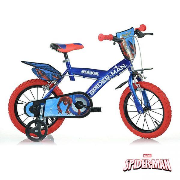 Bicicleta Spider-Man Home Coming 16″