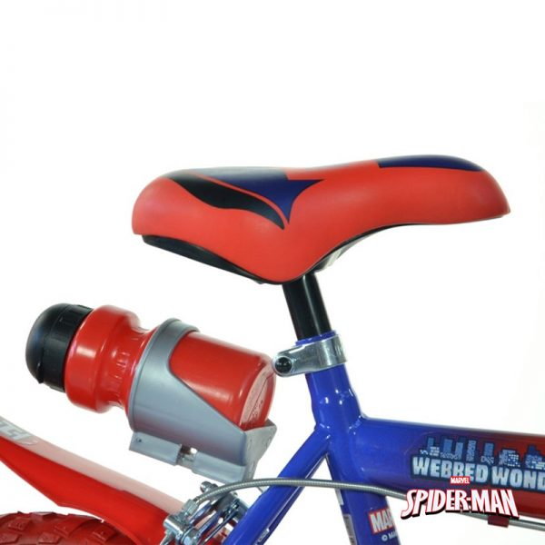 Bicicleta Spider-Man Webbed Wonder 16″