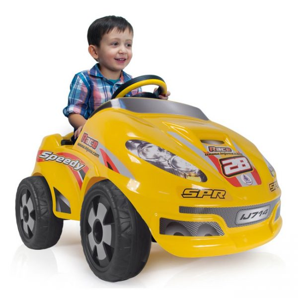Carro Race Speedy 28 6V