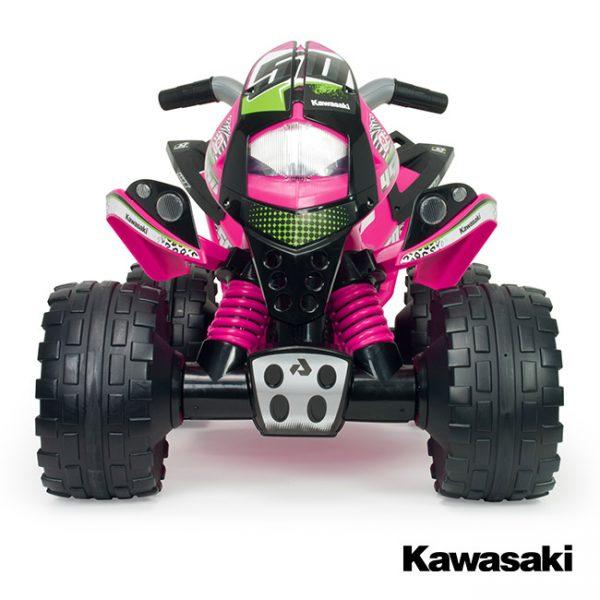 Quad Beast Kawasaki Pink 12V