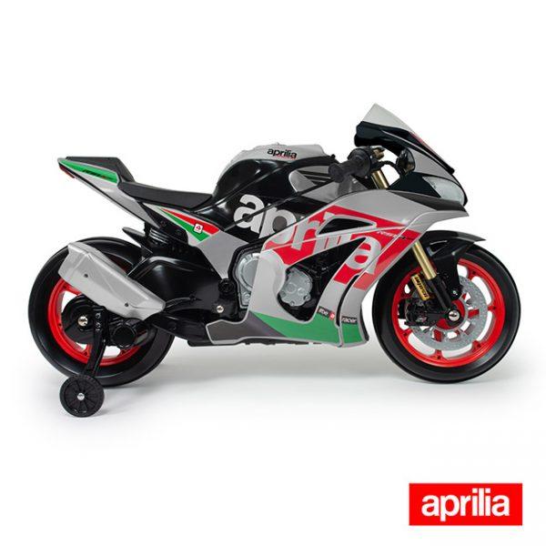 Moto Aprilia RSV 12V