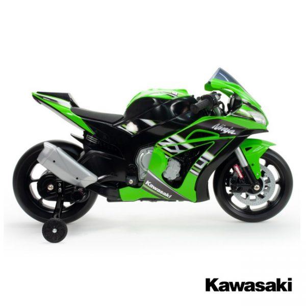 Moto Kawasaki Ninja 12V