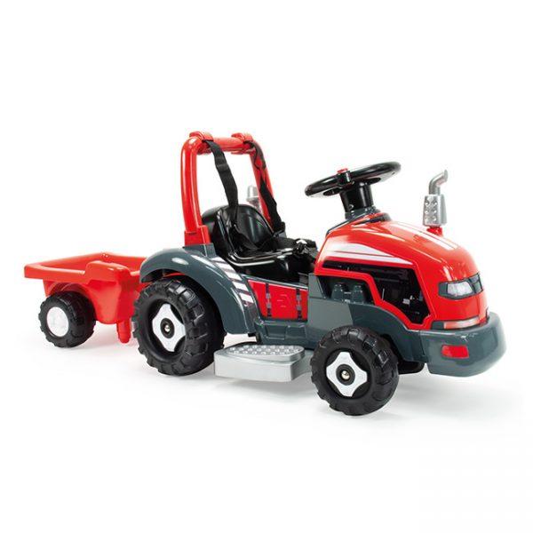 Trator Motorizado 2 em 1 Little 6V