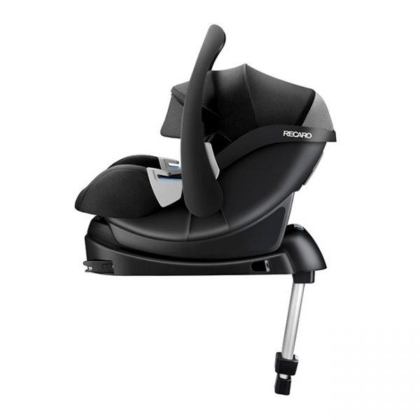 Cadeira Recaro Guardia Performance Black