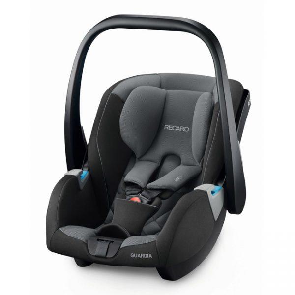 Cadeira Recaro Guardia Carbon Black