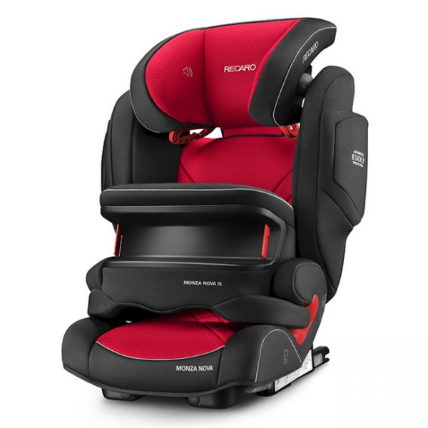 Cadeira Recaro Monza Nova IS Racing Red