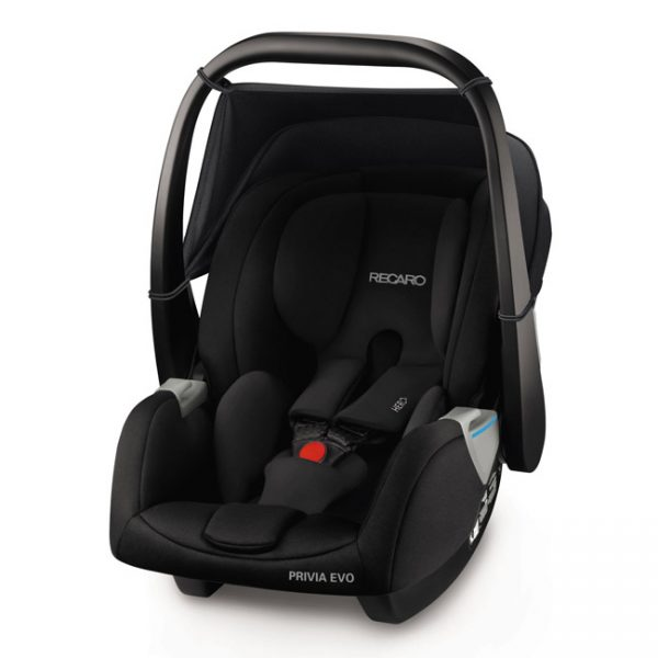 Cadeira Recaro Privia Evo Performance Black