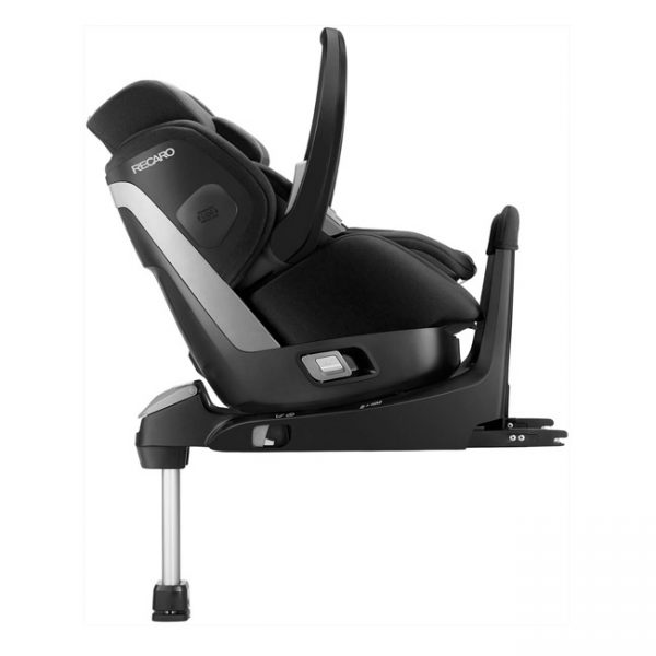 Cadeira Recaro Zero.1 Elite i-Size 360º Performance Black