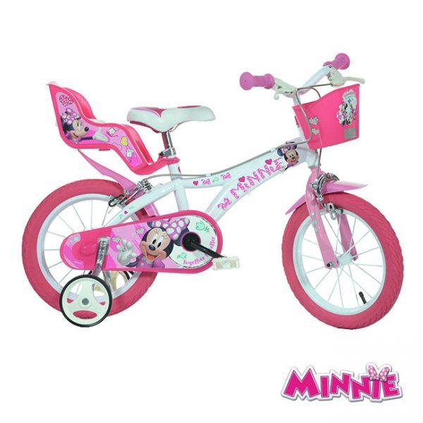 Bicicleta Minnie Disney 14″