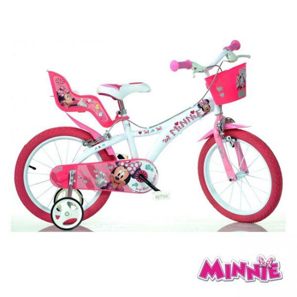 Bicicleta Minnie Disney 16″