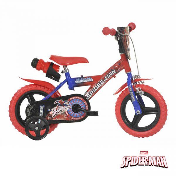 Bicicleta Spider-Man Webbed Wonder 12″