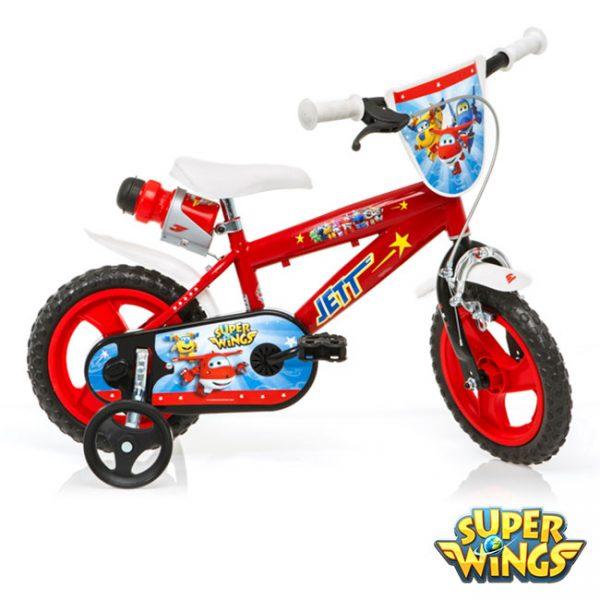 Bicicleta Super Wings 12″