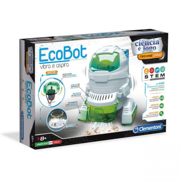 EcoBot Vibra e Aspira