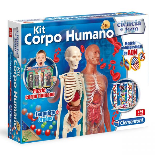 Kit Corpo Humano