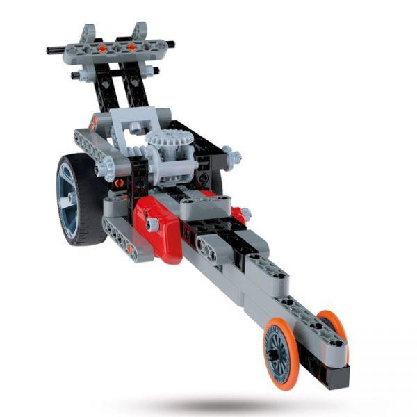 Laboratório de Mecânica – Roadster & Dragster