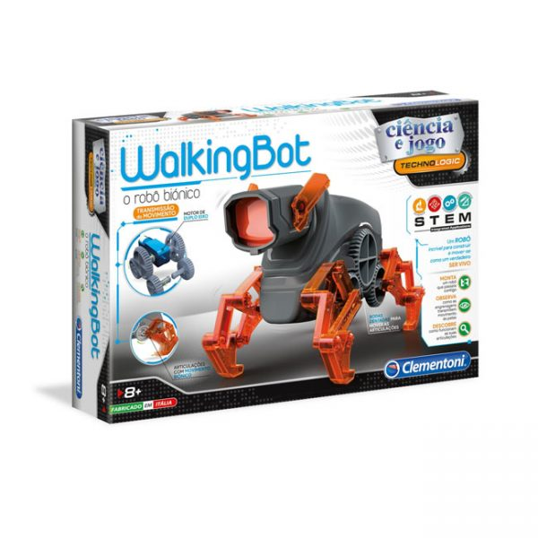 Walkingbot Robô Biónico