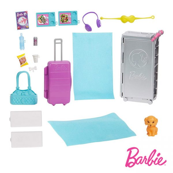 Barbie Avião de Sonho