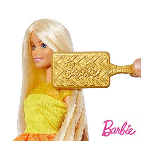 Barbie Canudos e Caracois Fashion