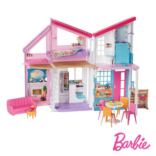 Barbie Casa Malibu - Autobrinca Online