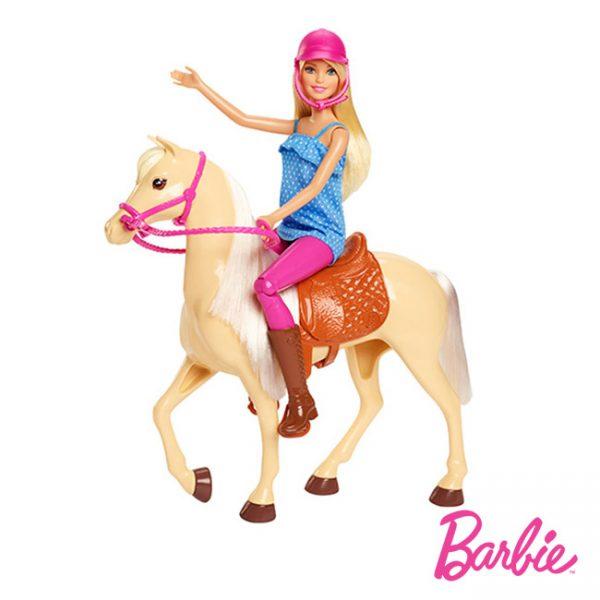 Barbie e o Seu Cavalo
