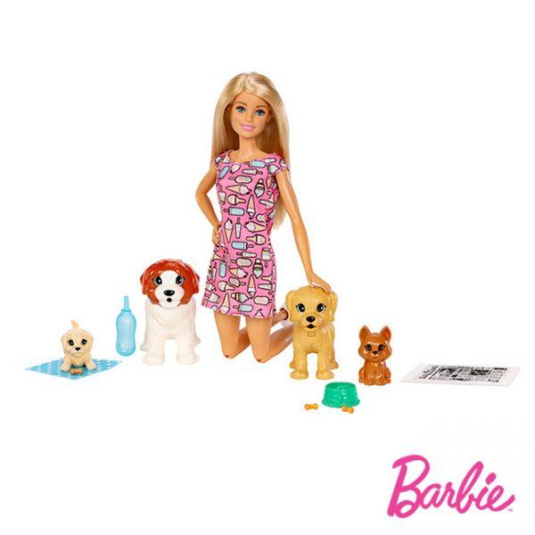 Barbie e os Seus Cãezinhos