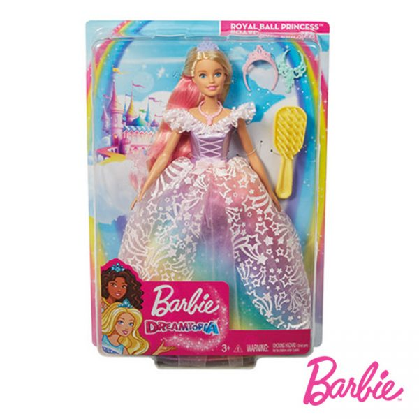 Barbie Princesa Baile Real