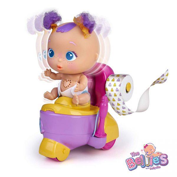 Bellies – Potty Car!