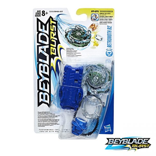 Beyblade Burst Pião c/ Lançador Betromoth B2