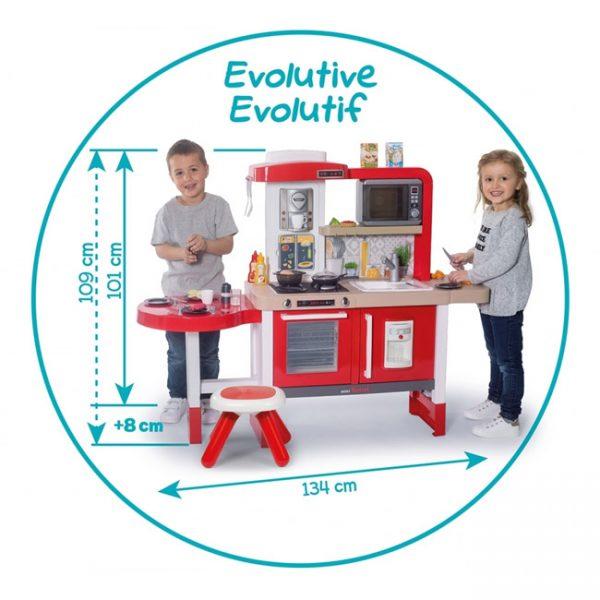 Cozinha Evolutiva Tefal Gourmet