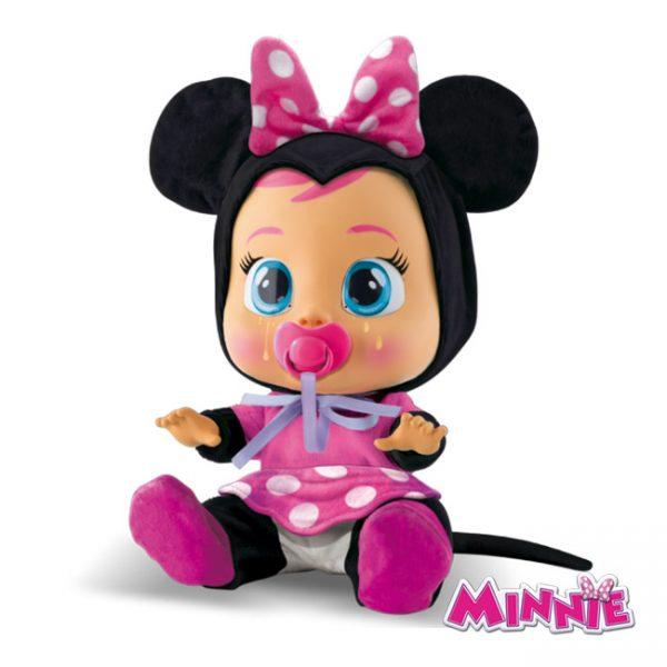 Cry Babies Minnie – Bebé Chorão