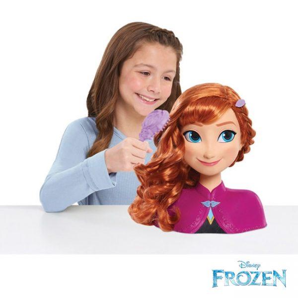 Frozen – Busto Deluxe Anna