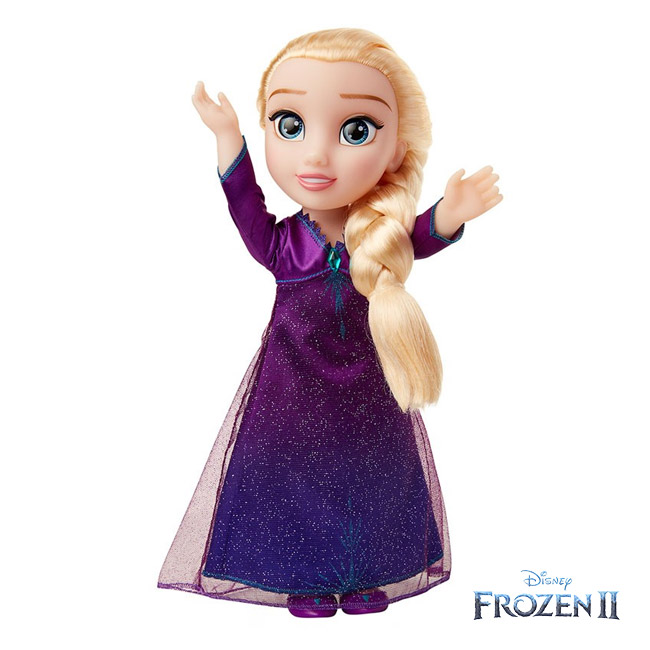 Boneca Frozen 2: Elsa Musical - Concentra